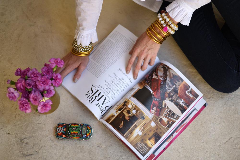 All Weather Bangles  +  Rajasthani Friendship Bracelets