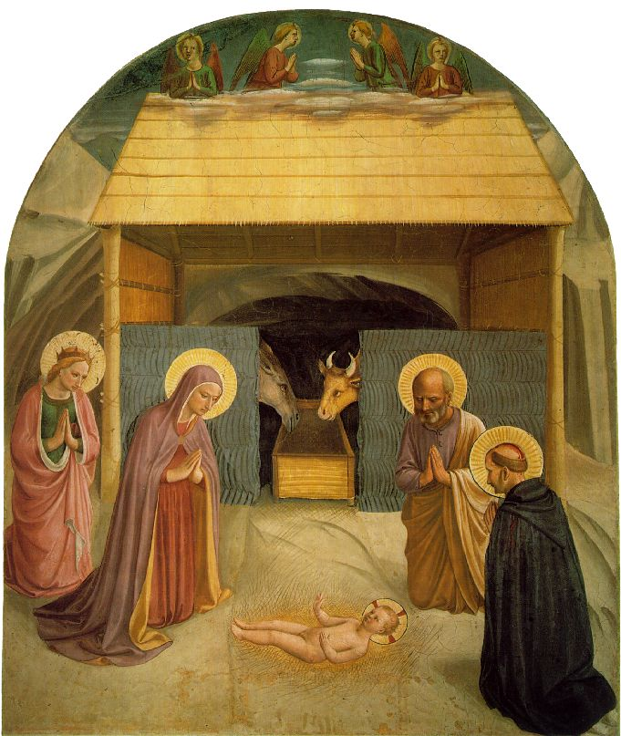 Fra Angelico, Nativity