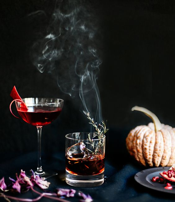A signature drink is a must-have. What will you be making in your cauldron?