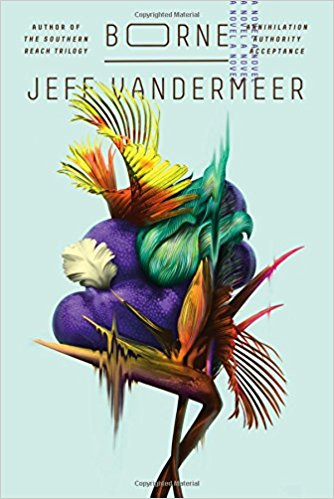 Borne: A Novel   // This novel was named one of the most anticipated books by The New York Times. As the sci-fi story goes, a young woman survives as a scavenger in a ruined city half destroyed by drought and conflict.