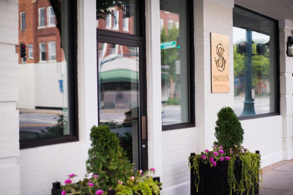Smith's Jewelers:130 West Jackson Street, Dublin, Georgia 31021.
