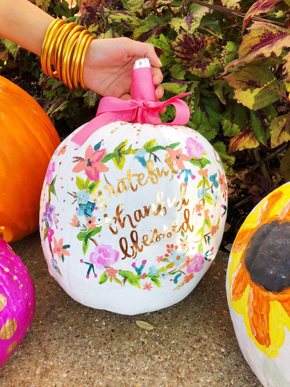 Gratitude Garden by Diana
