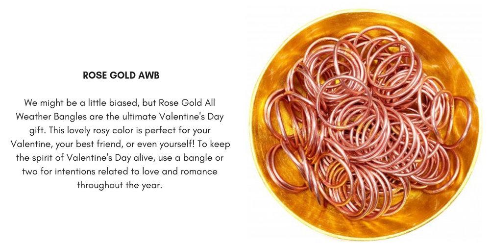 Rose Gold AWB
