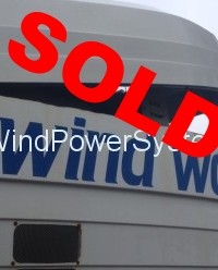 WindWorld W2700 – 150 kW