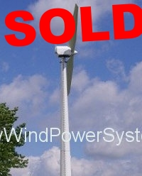 Vensys 100kW Wind Turbines
