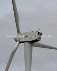 Six Units of HSW 1000/57 – 1mW Wind Turbine For Sale -