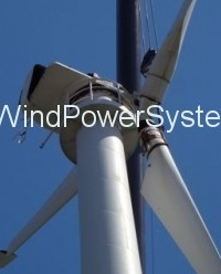 Tacke TW60 - 60 KW Wind Turbine