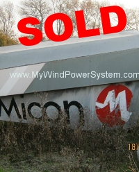 MICON M700 – 225kW Used Wind