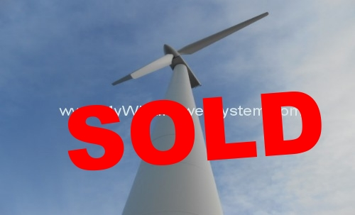VESTAS V47 Wind Turbines For Sale – 3 units