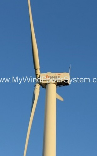 BWU 43/600 Wind Turbines For Sale – MADE IN GERMANY