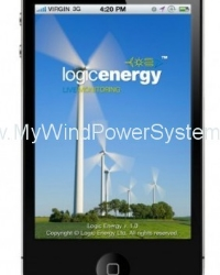 2x Complete LOGIC ENERGY LeSense- Live Wind Monitor - 30m Mast Systems for Sale!