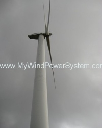 2 x Turbowind T600 Wind Turbines For Sale