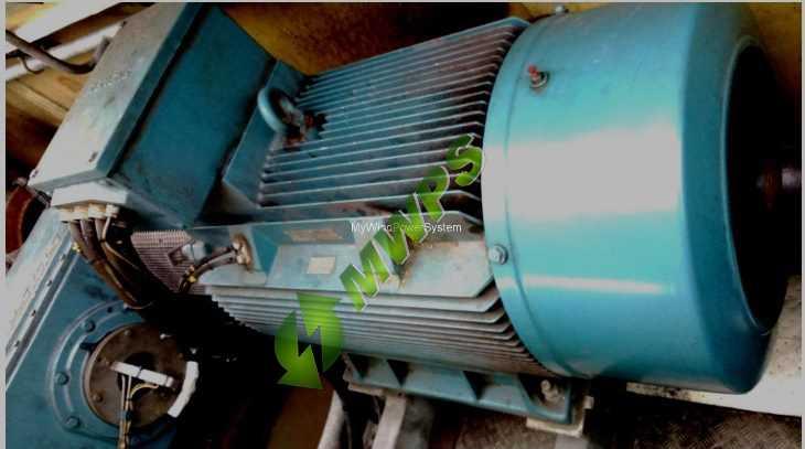Vestas V25 Generator