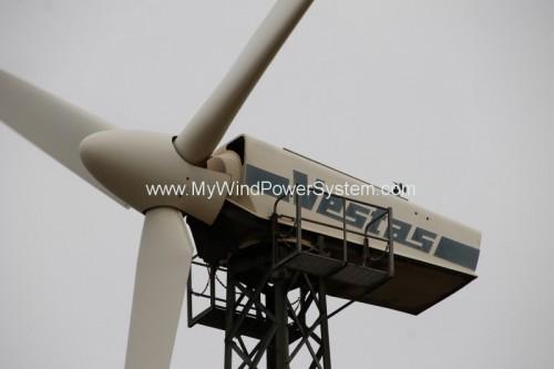 Vestas V20 - 100kW Wind Turbine