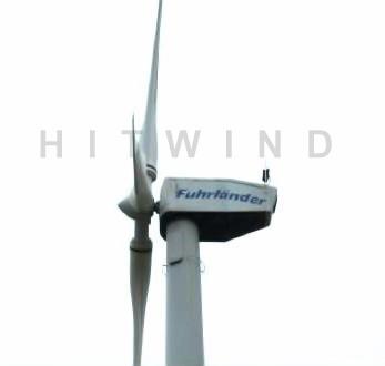 Fuhrlaender-FL100-wind-turbine