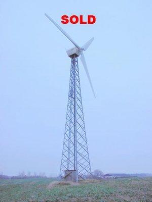 Vindsyssel 130kW Wind Turbine