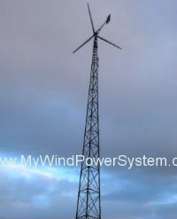 Jacobs 20kW Wind Turbine