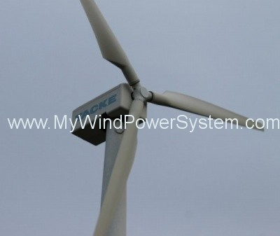 Tacke TW250 – 250kW Wind Turbine