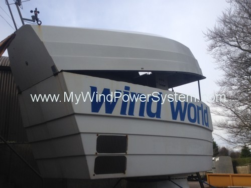 WindWorld W2700 - 150kW