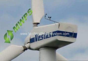 VESTAS V25 - 200kW For Sale