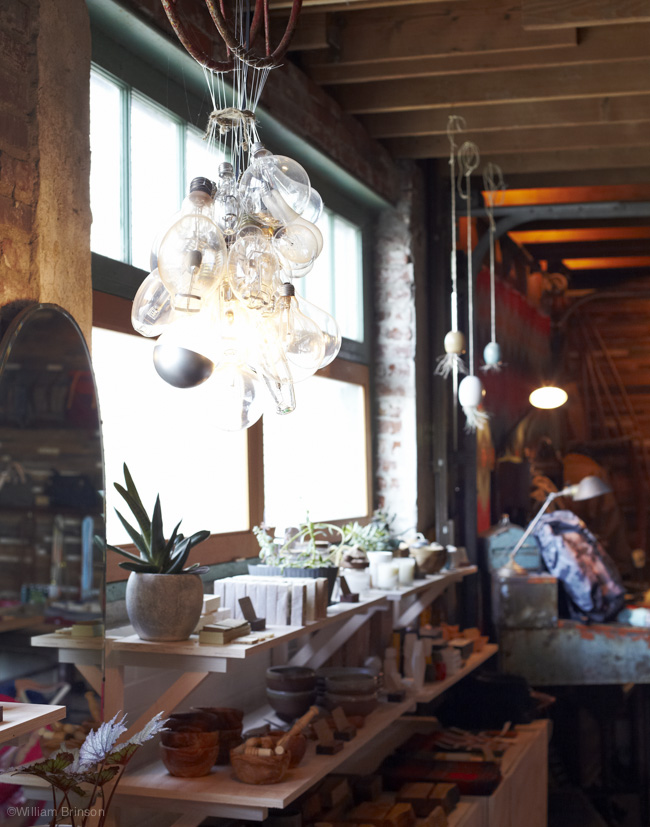 Portland: Beam and Anchor