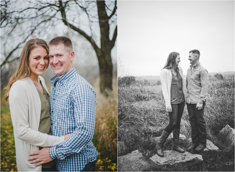 Here Are A Few Of My Favorite Photos From Their Sioux Falls Engagment Session At Arrow Head Park I Can Not Wait To Capture Wedding This Summer