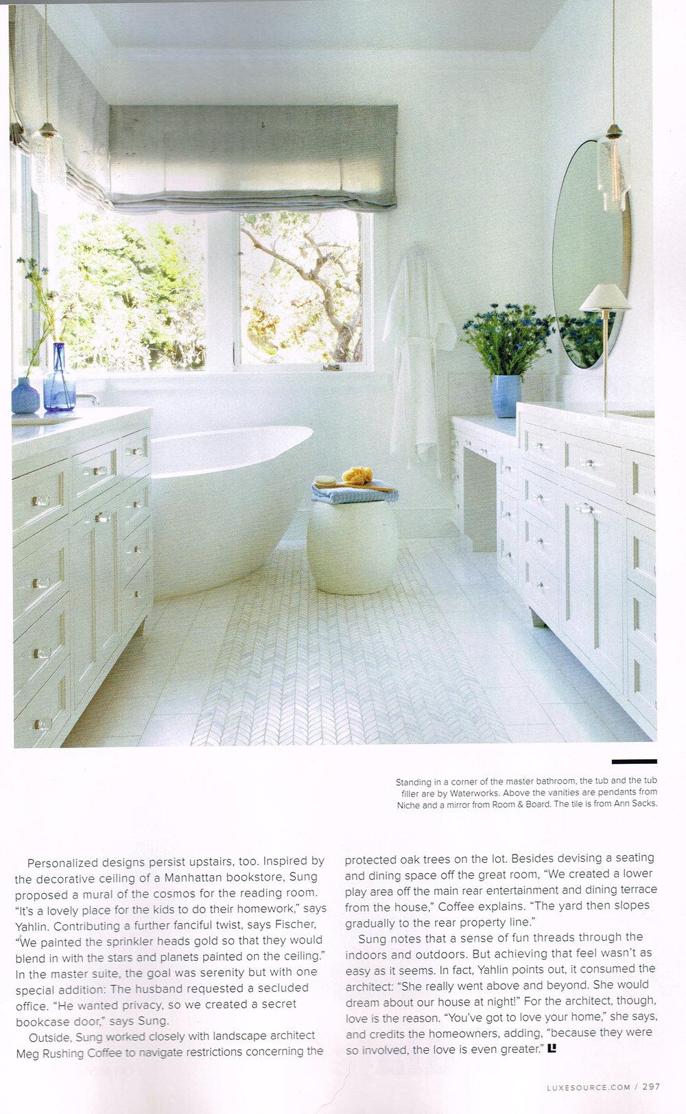 LUXE interiors+design - Jan/Feb 2019