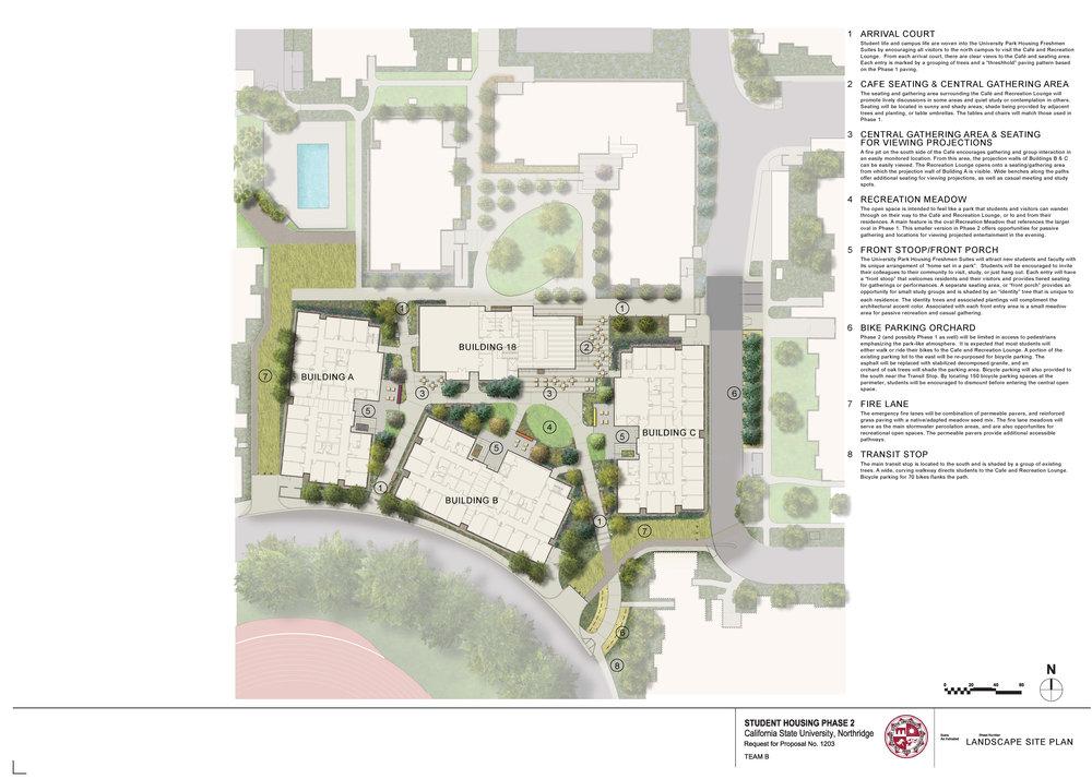 CSUN Student Housing Phase 2