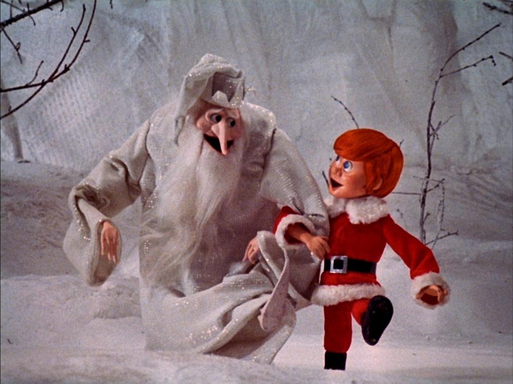 santa_one_footjpg - Christmas Tv Shows