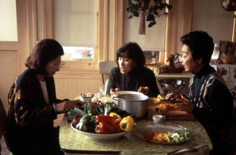 chinese women in american tradition in the book the joy luck club by amy tan Why did jing-mei's mother form the joy luck club in  what was the name of rose's mother's little chinese book and  in chinese tradition the guest bedroom is.