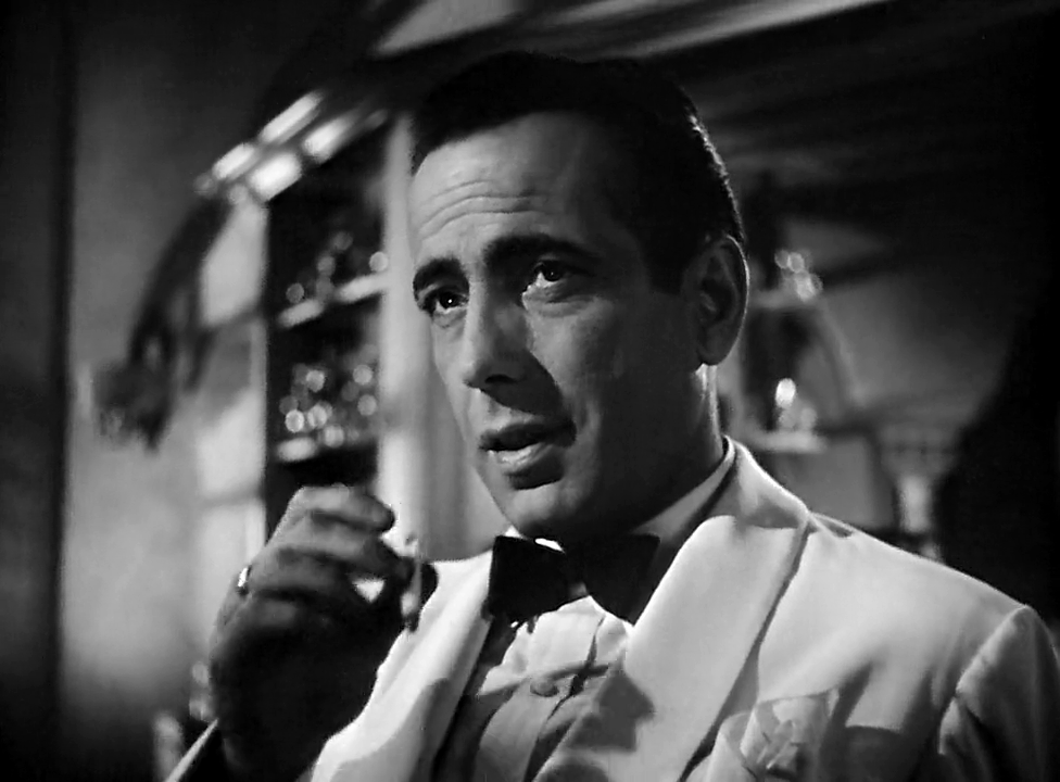 casablanca movie analysis Two kinds of love in movie casablanca in the movie casablanca, directed by michael curtiz, two different kinds of love are exposed the love relationship between ilsa lund and rick is a more passionate relationship while the one between ilsa and victor laszlo is more intimate.