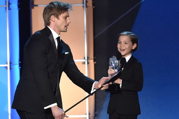'Room's Jacob Tremblay steals the show