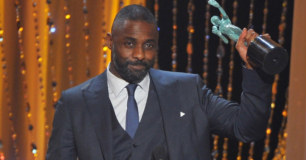 Idris Elba goes 2 for 2 with SAG wins