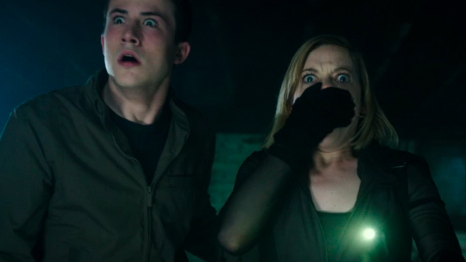 'Don't Breathe' comes out on top again