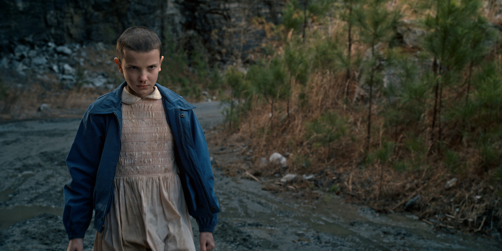 Can 12-year-old Millie Bobby Brown win Best Actress in a Drama?
