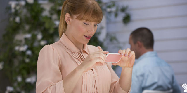 Bryce Dallas Howard is recognized for her episode of 'Black Mirror'