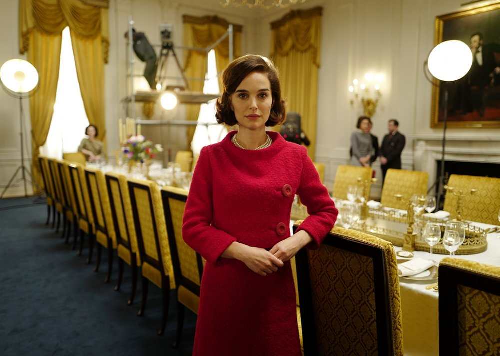 'Jackie' recreates the 1963 White House in the sets