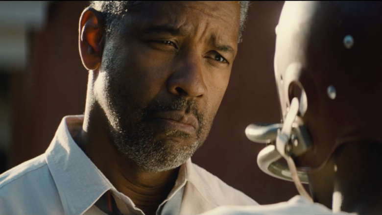 Denzel wins another Best Actor award