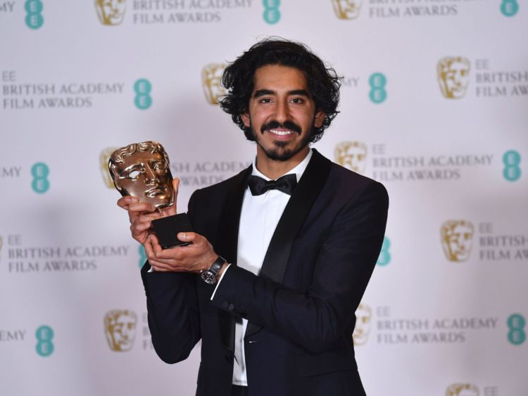 Dev Patel picks up a surprise Best Supporting Actor win for 'Lion'