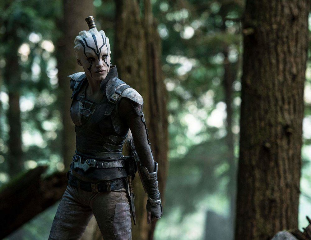 'Star Trek Beyond' has a shot to win Best Makeup