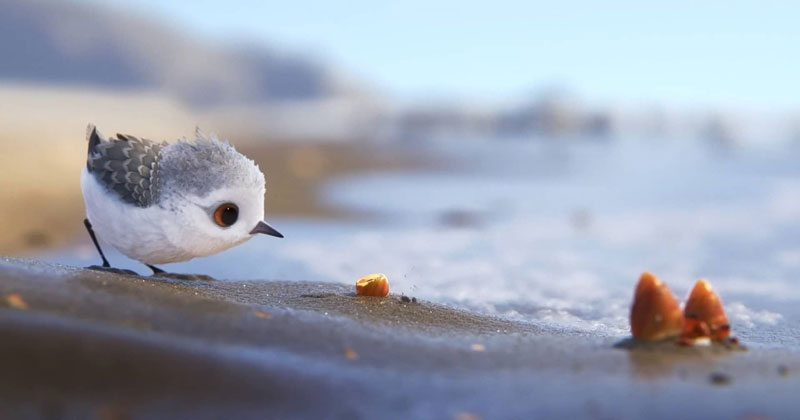 Pixar's 'Piper' is the frontrunner