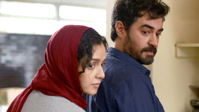 'The Salesman' rides momentum