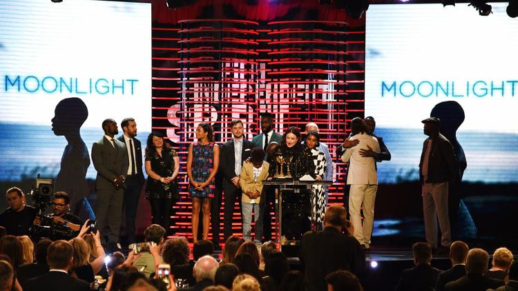 'Moonlight' dominated the Spirit awards