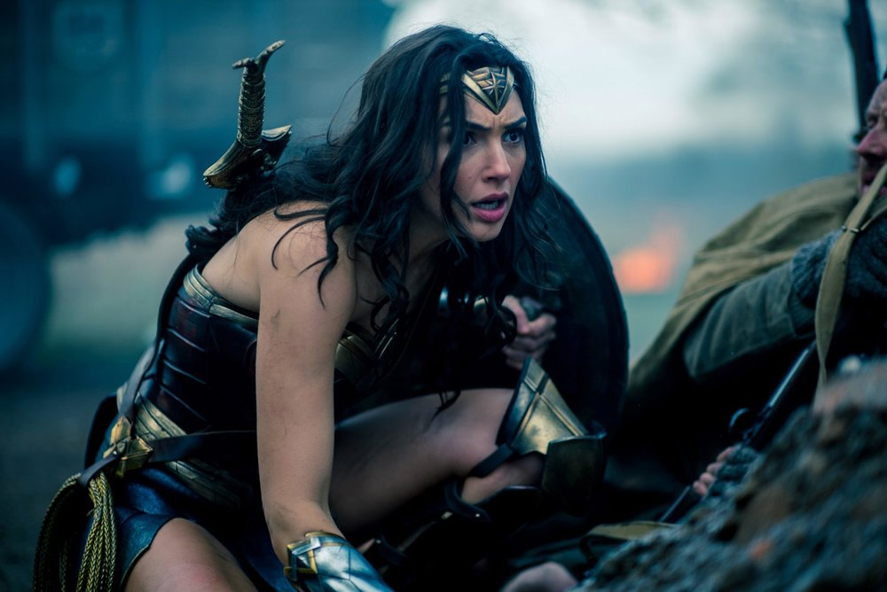Patty Jenkins and Gal Gadot took the first female superhero to box office glory