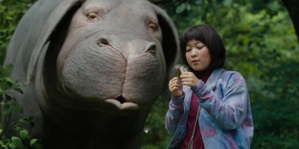 'Okja' is one weird-ass movie