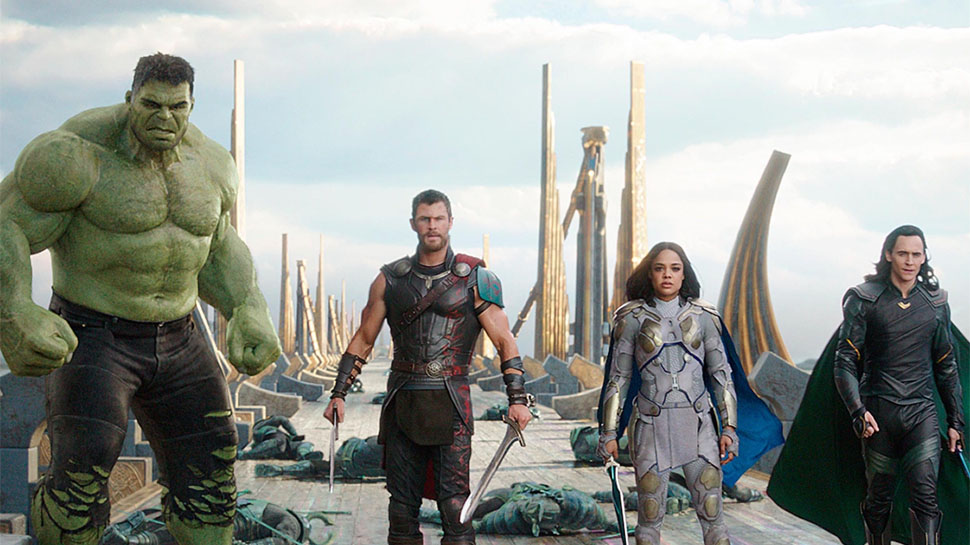 A wacky 'Thor' movie is loads better than a regular one