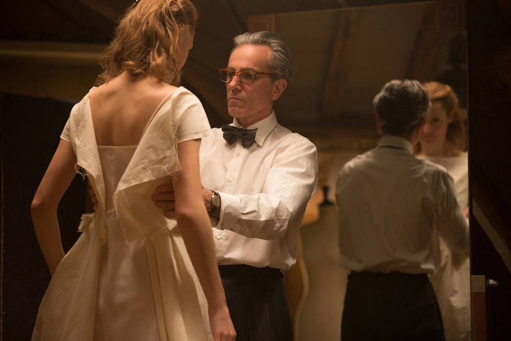 The Academy loves 'Phantom Thread,' giving it six major surprise nominations