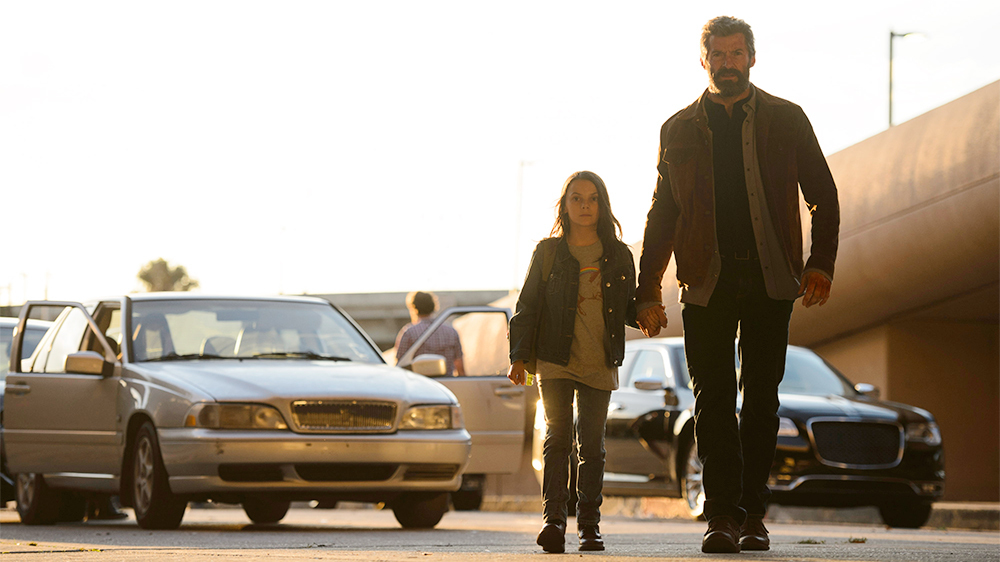 'Logan' is the first superhero movie ever nominated for a Screenplay Oscar