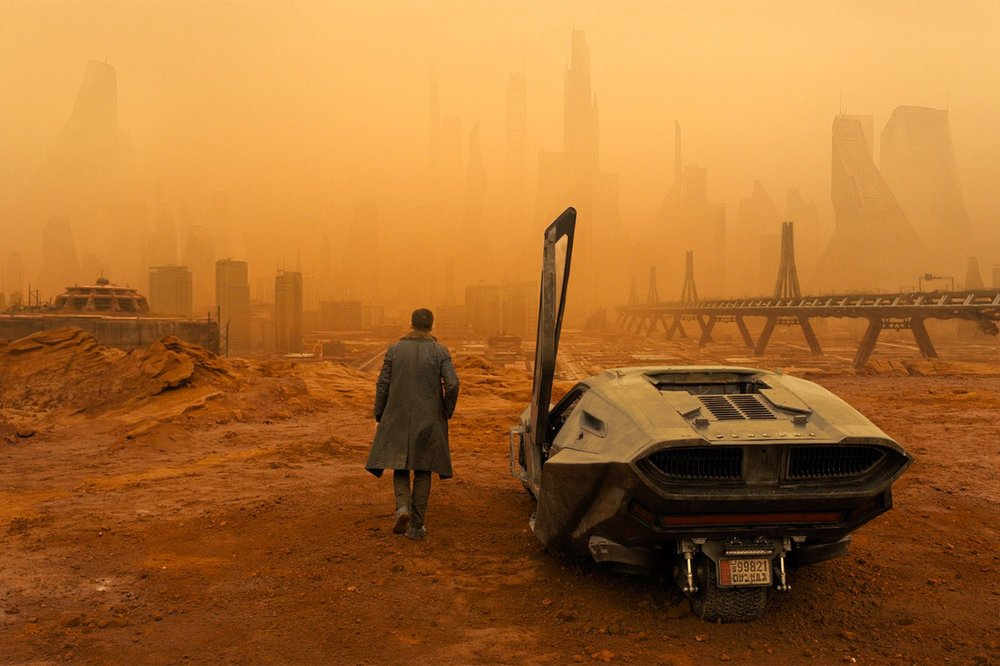 'Blade Runner 2049' cleans up in the tech awards