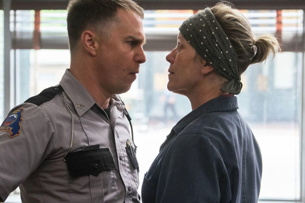 'Three Billboards' is the actors choice (SAG) and the Brits (swept the BAFTAS)- could it overtake the others, or is it still too divisive?